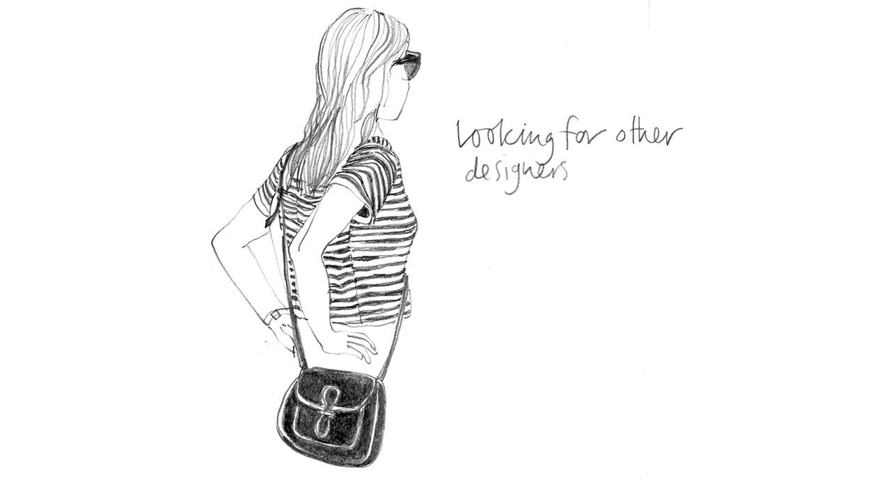 Lokking for designers